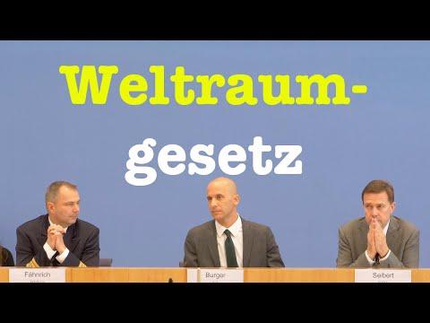 21. Oktober 2019 - Bundespressekonferenz | RegPK