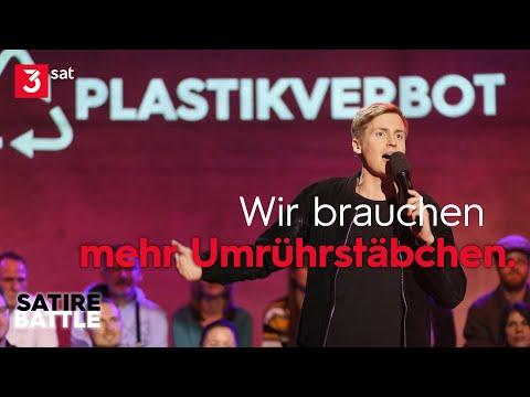 Till Reiners vs. Moritz Neumeier   Satire Battle