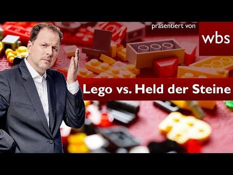 LEGO mahnt Held der Steine ab - war das clever? RA Solmecke