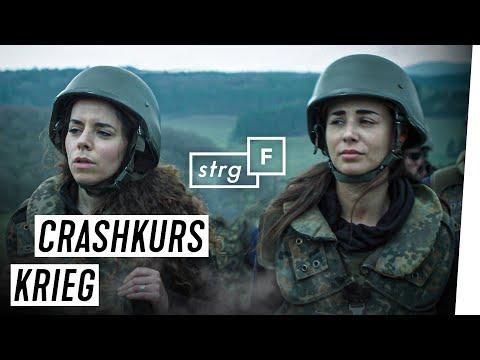 Reporterinnen im Kriegsgebiet: Wie bereiten wir uns vor? | STRG_F