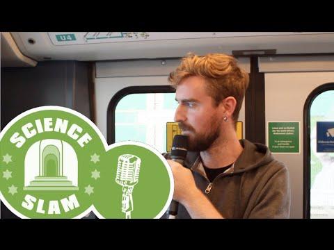 Was der Mops mit Gentechnik zu tun hat (David Spencer – Science Slam –Reserach Ride)