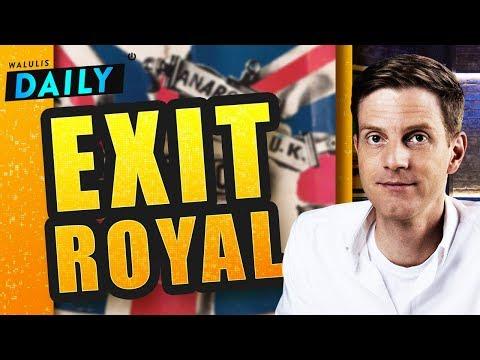 Meghan & Harry verlassen die Royals - Die Presse flippt aus! | WALULIS DAILY