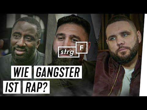 Wie Gangster ist Rap? Der Report. Mit Fler, Manuellsen, Sinan G   STRG_F