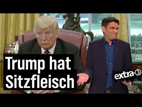 Trump - Präsident oder Diagnose?   extra 3   NDR