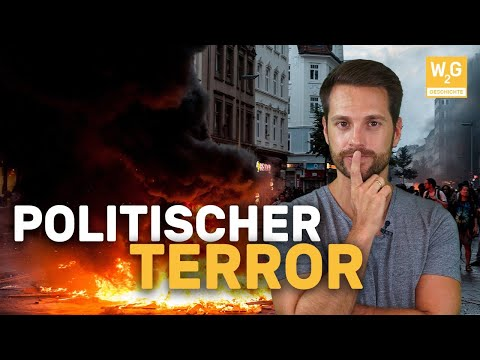 Von RAF bis NSU: Politischer Terror in Deutschland