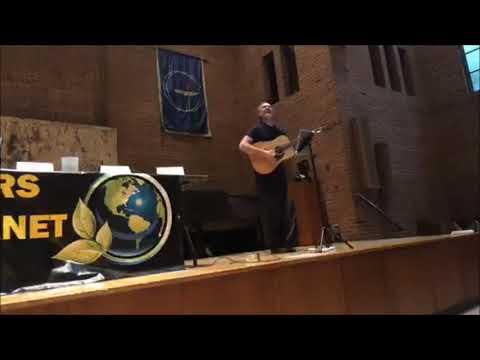 David Rovics: In Venezuela // Community Church NYC, Sept. 23 - peoplesmobe.org