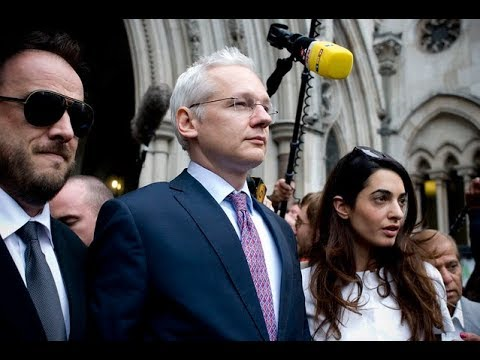Julian Assange – Kommentare von Snowden, Chomsky, Varoufakis, Greenwald & Horvat (RÜCKBLICK)
