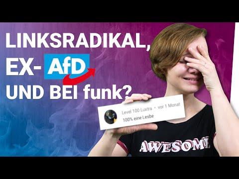 Linksradikal? Männliche Lesbe? Kommentierte (Hass)kommentare | Franziska Schreiber