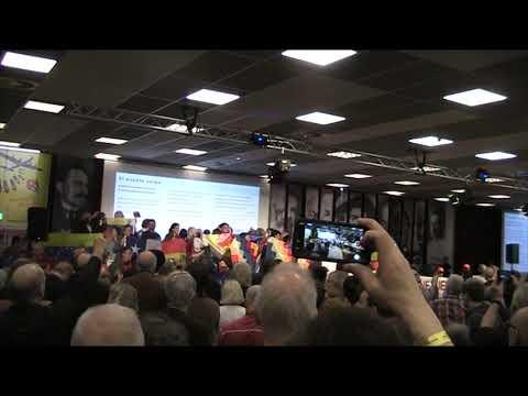El Pueblo Unido - Internationale Rosa-Luxemburg-Konferenz Berlin 2020