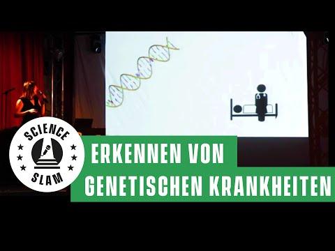 Prokrastinieren kann Leben retten: Seltene genetische Krankheiten (Daniela Hombach – Science Slam)