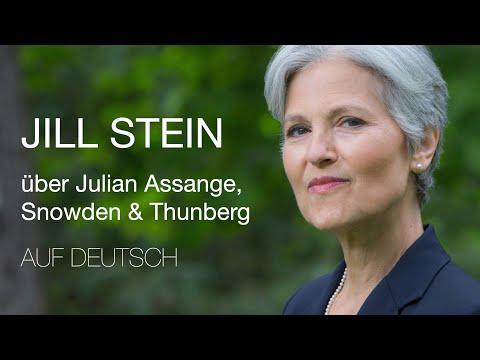 Dr. Jill Stein antwortet auf Clinton & spricht über Julian Assange, Edward Snowden & Greta Thunberg