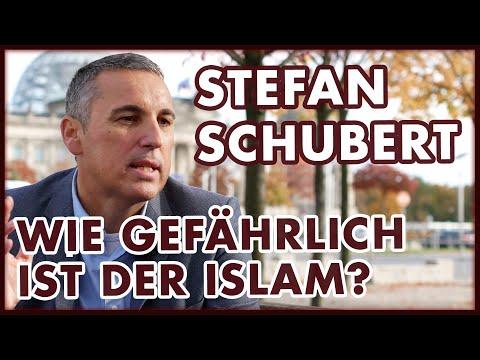 Stefan Schubert: Sicherheitsrisiko Islam