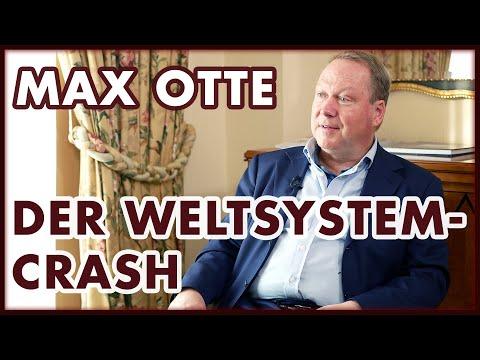 Max Otte: Weltsystemcrash | Das Interview