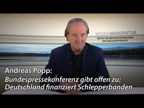 Andreas Popp: Dramatische Strategien gegen das alte Europa