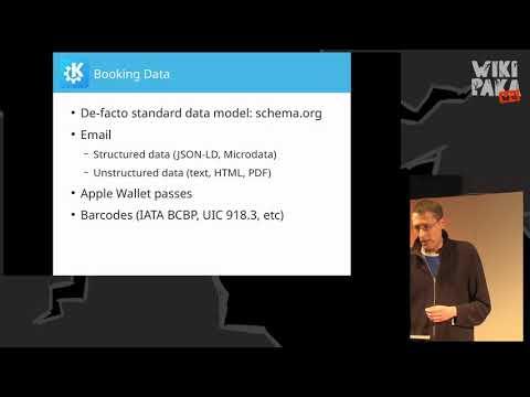 36C3 Wikipaka WG: KDE Itinerary - A privacy by design travel assistant - deutsche Übersetzung