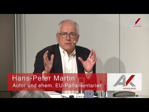Hans Peter Martin: Game Over