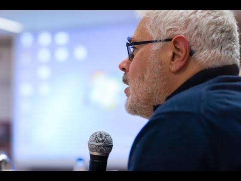 Dr. Stefanos Vallianatos - WIKA Workshop 2018