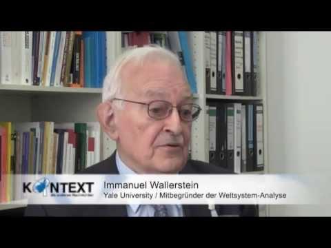 Immanuel Wallerstein: Die globale Systemkrise und der Kampf um eine postkapitalistische Welt