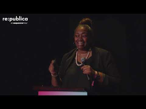 re:publica Detroit 2019 – Monica Wheat: Hacking the Funding Structure