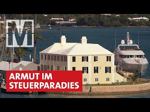 Steueroase Bermuda: Armutsfalle für Einheimische - MONITOR