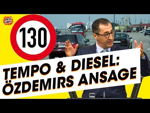 Cem Özdemir (Grüne) fordert Tempolimit auf der Autobahn