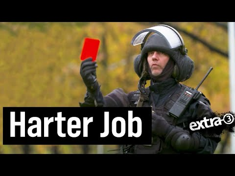 Der heftigste Job Deutschlands | extra 3 | NDR