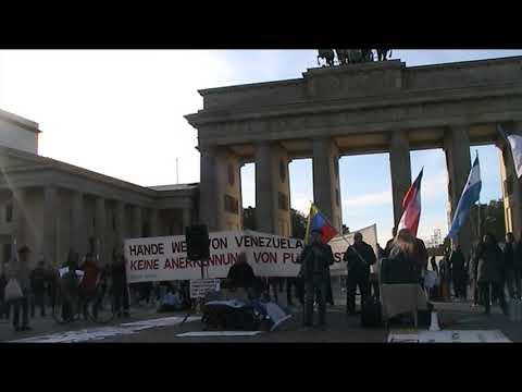 #Berlin Octubre 26 Representante CP Chile #ChileDespierto #ChileResiste Solidaridad Internacional