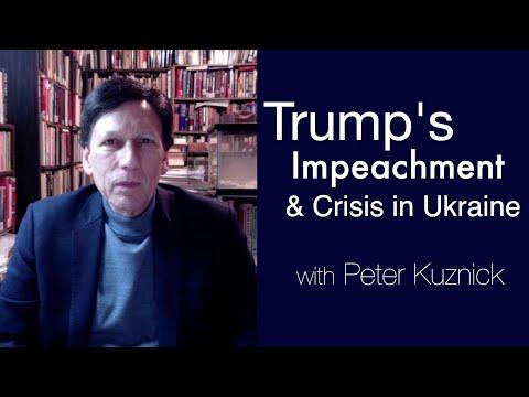 Trump's Impeachment & the Roots of the Ukrainian Crisis | Prof. Peter Kuznick