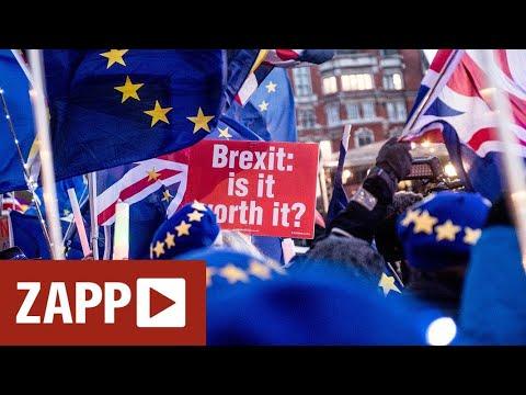 Innenansichten der Brexit-Korrespondentinnen | ZAPP | NDR