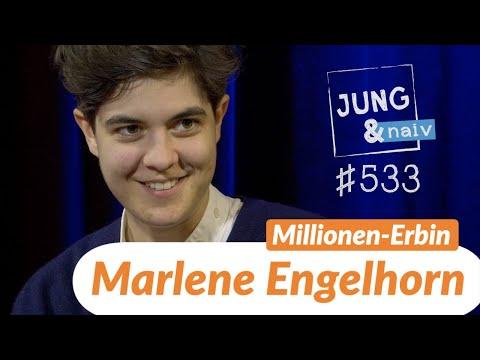Millionen-Erbin Marlene Engelhorn über Vermögensbesteuerung - Jung & Naiv: Folge 533