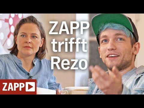 Rezo und der Journalismus   ZAPP Originals #1   NDR