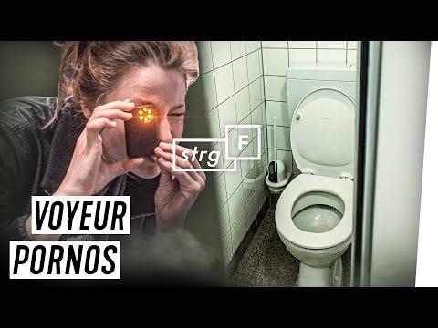 Spannervideos: Wer filmt Frauen auf Toiletten?   STRG_F