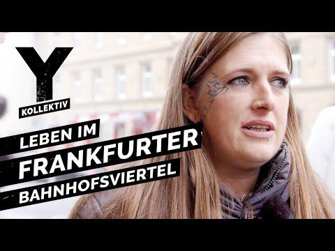 Zwischen Junkies und Hipstern: Leben im Frankfurter Bahnhofsviertel