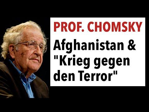 """Noam Chomsky: Der von den USA geführte """"Krieg gegen den Terror"""" hat große Teile der Welt verwüstet"""
