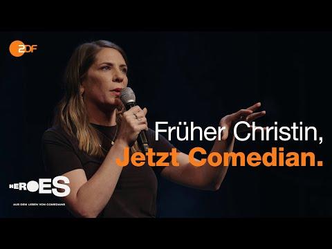 Kirchen sind wie Fitnessstudios – Freddi Gralle | HEROES – aus dem Leben von Comedians