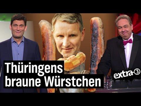 Thüringen: Ende des tausendminütigen Reichs   extra 3   NDR