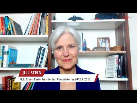 Jill Stein responds to Clinton & talks about Edward Snowden, Greta Thunberg & Julian Assange