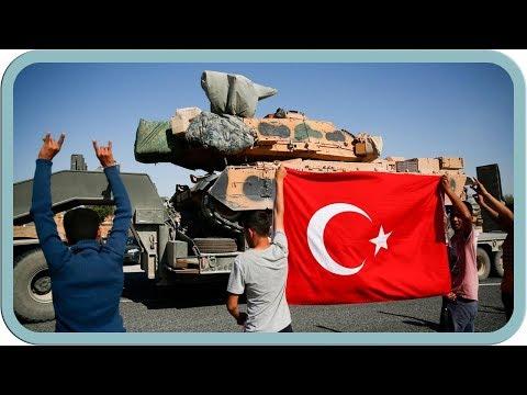 Türkei-Offensive in Syrien: Alle Infos