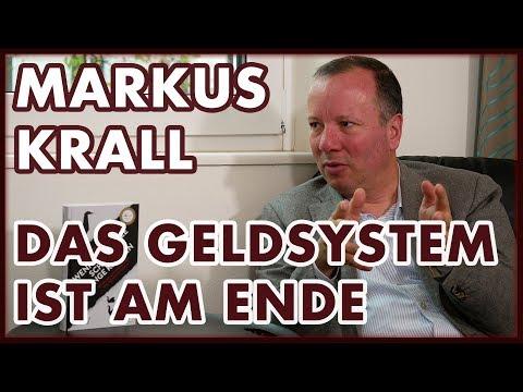 Markus Krall: Das Geldsystem ist am Ende.