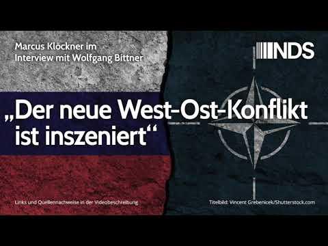 """""""Der neue West-Ost-Konflikt ist inszeniert"""", Wolfgang Bittner   NachDenkSeiten-Podcast   05.10.2019"""