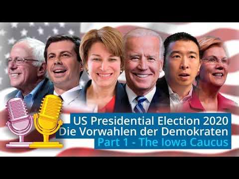 US Presidential Election 2020 - Die Vorwahlen der Demokraten in Iowa