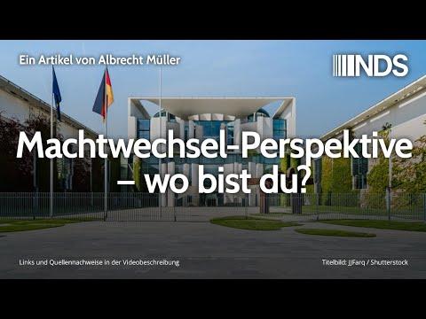 Machtwechsel-Perspektive – wo bist du? | Albrecht Müller | NachDenkSeiten-Podcast | 17.01.2020