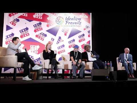 Politicon 2019 - `The Cult of Trump` with Cox, Weissman, Mystal, Dr. Metzl & Bardella