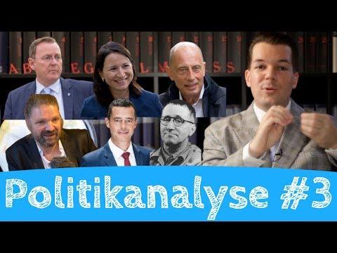 DIE POLITIKANALYSE #3 - Eskalationsstufen (Kandidatencheck Thüringen)