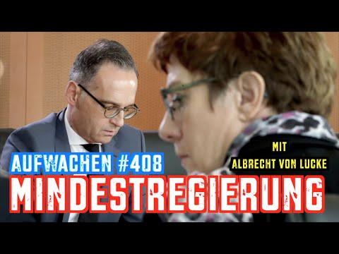 Aufwachen #408: TV-Wahlabend, AKK vs. Maas & SPD-Basisvotum (mit Albrecht von Lucke)