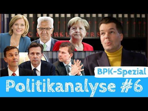 DIE POLITIKANALYSE #6 - Bundespressekonferenz
