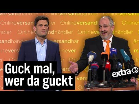 Überwachung bei Zalando und Co. | extra 3 | NDR
