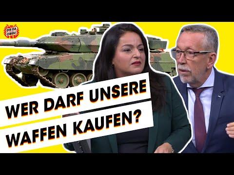 Best of Waffenexport-Debatte