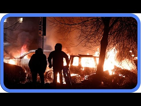 Bürgerkrieg in Frankreich und Schweden?