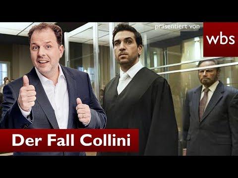Der Fall Collini - Ist im Film alles rechtlich korrekt?   Rechtsanwalt Christian Solmecke